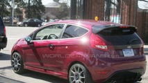 2011 Ford Fiesta ST Turbo spy photo 22.03.2010