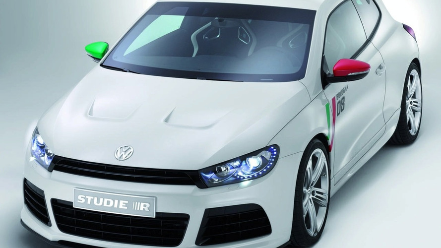 VW Scirocco Officially No Go for U.S. Market