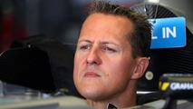 Schumacher not regretting F1 retirement call