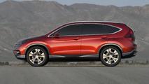 Honda CR-V Concept - 22.9.2011