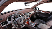 VW Touareg wide-body kit by JE Design 13.10.2011