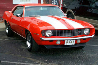 Your Ride: 1969 Chevrolet Camaro Z/28