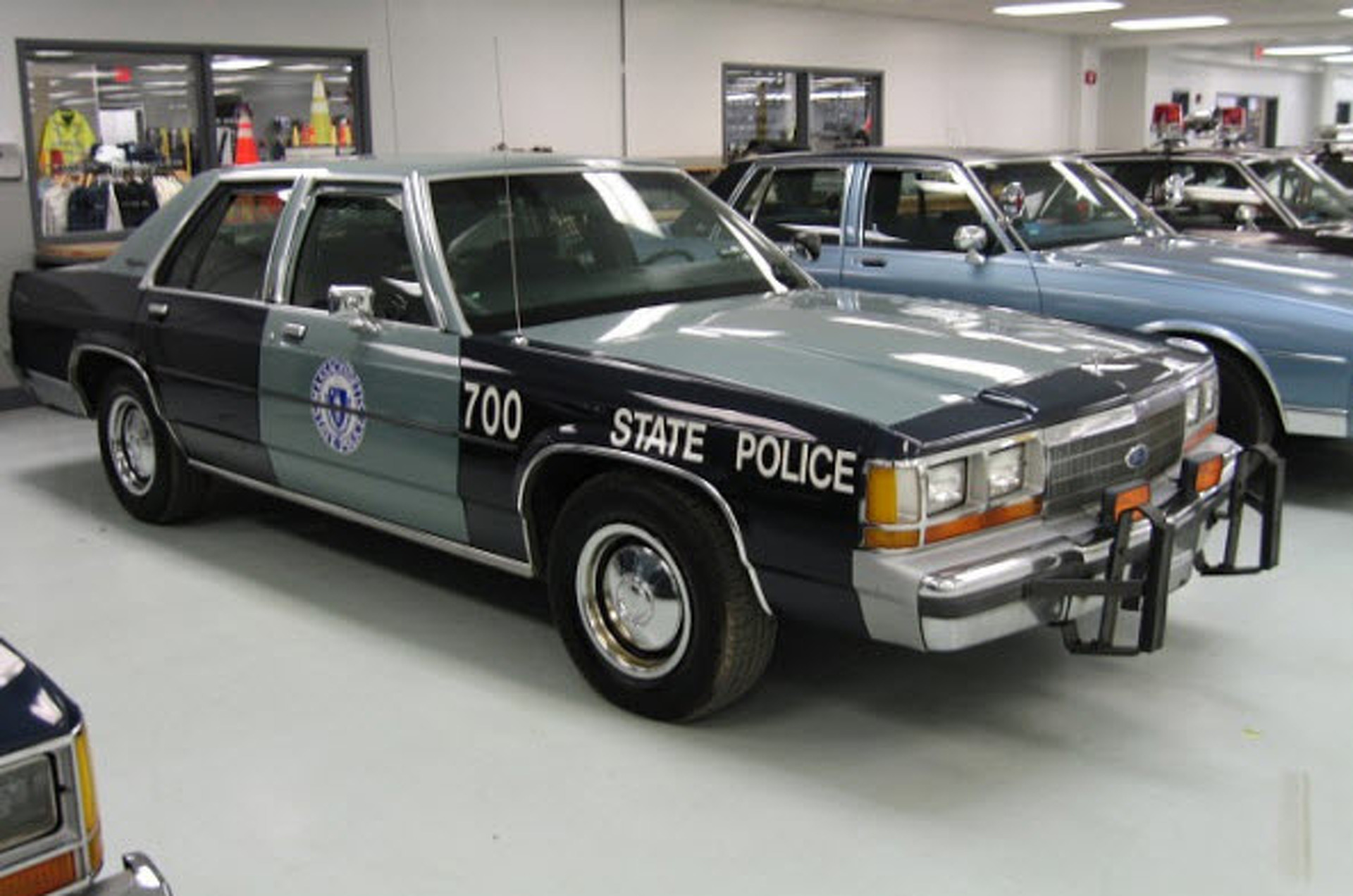 America S Coolest State Police Liveries