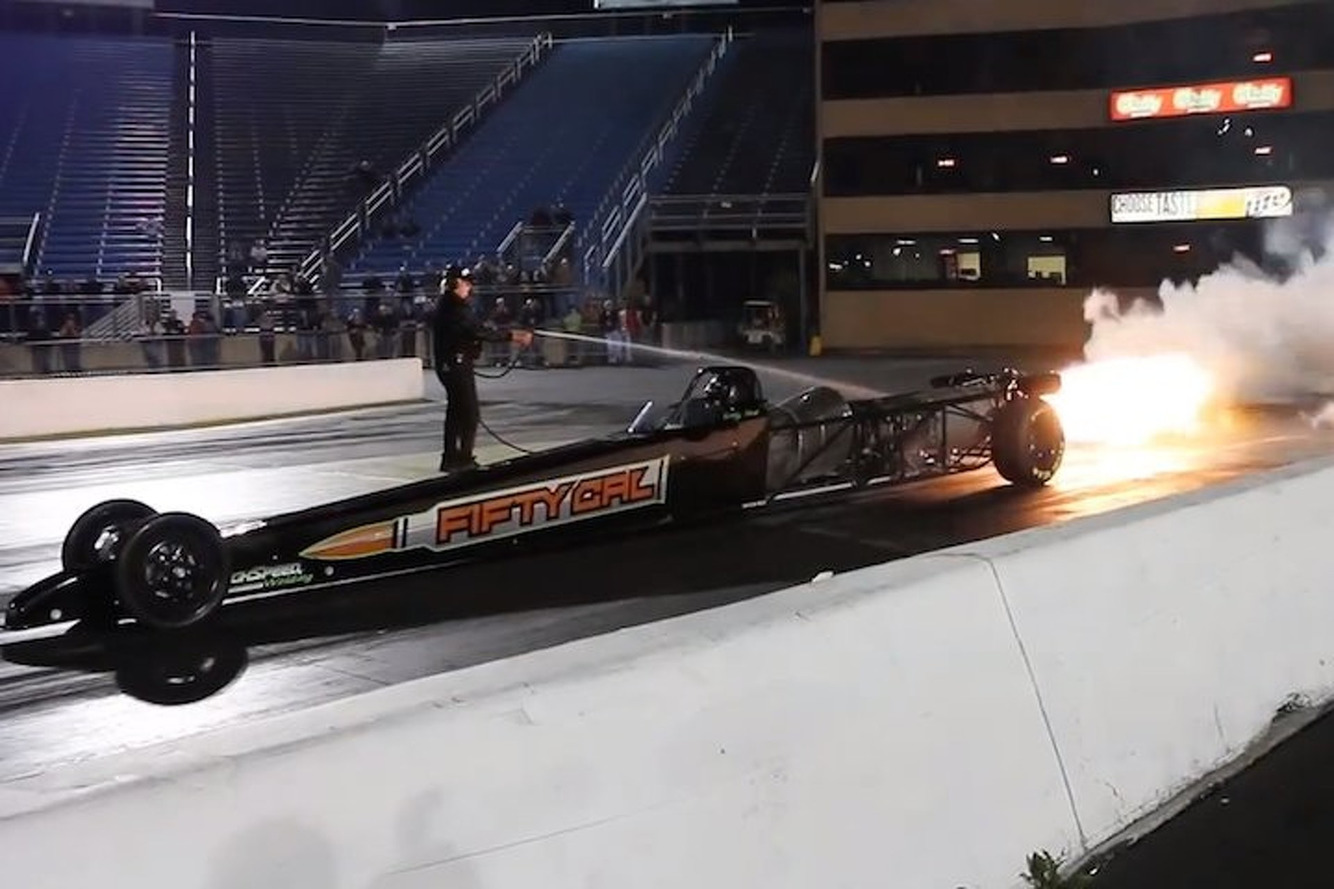 This Jet-Powered Dragster is Mind-Blowingly Fast [w/Video]