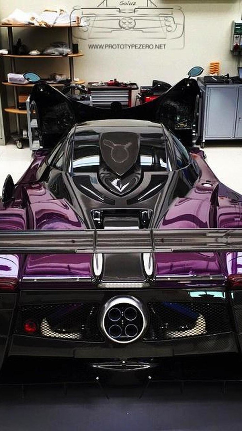 Pagani keeps Zonda alive with ZoZo one-off