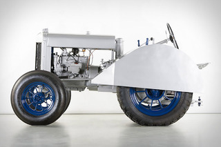 The Plymouth Silver King 'Orchard' is One Classy Tractor