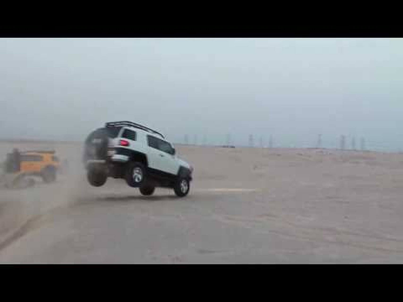 FJ Cruiser Gone Mad!