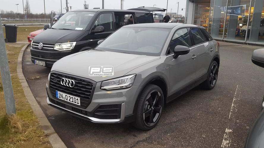 How does the Audi Q2 look in real life?