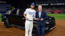 MLB All-Star Game Most Valuable Player Eric Hosmer
