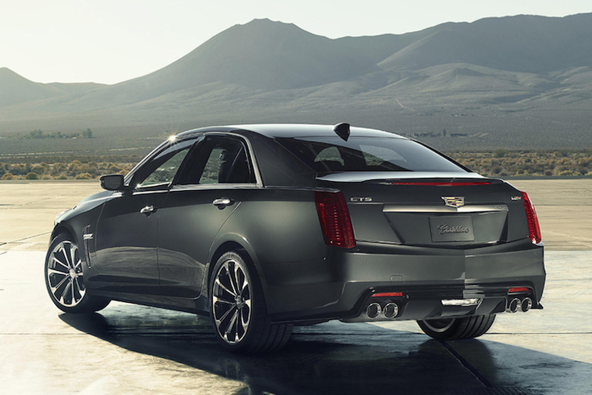 Cadillac Contemplating Hybrid All-Wheel Drive