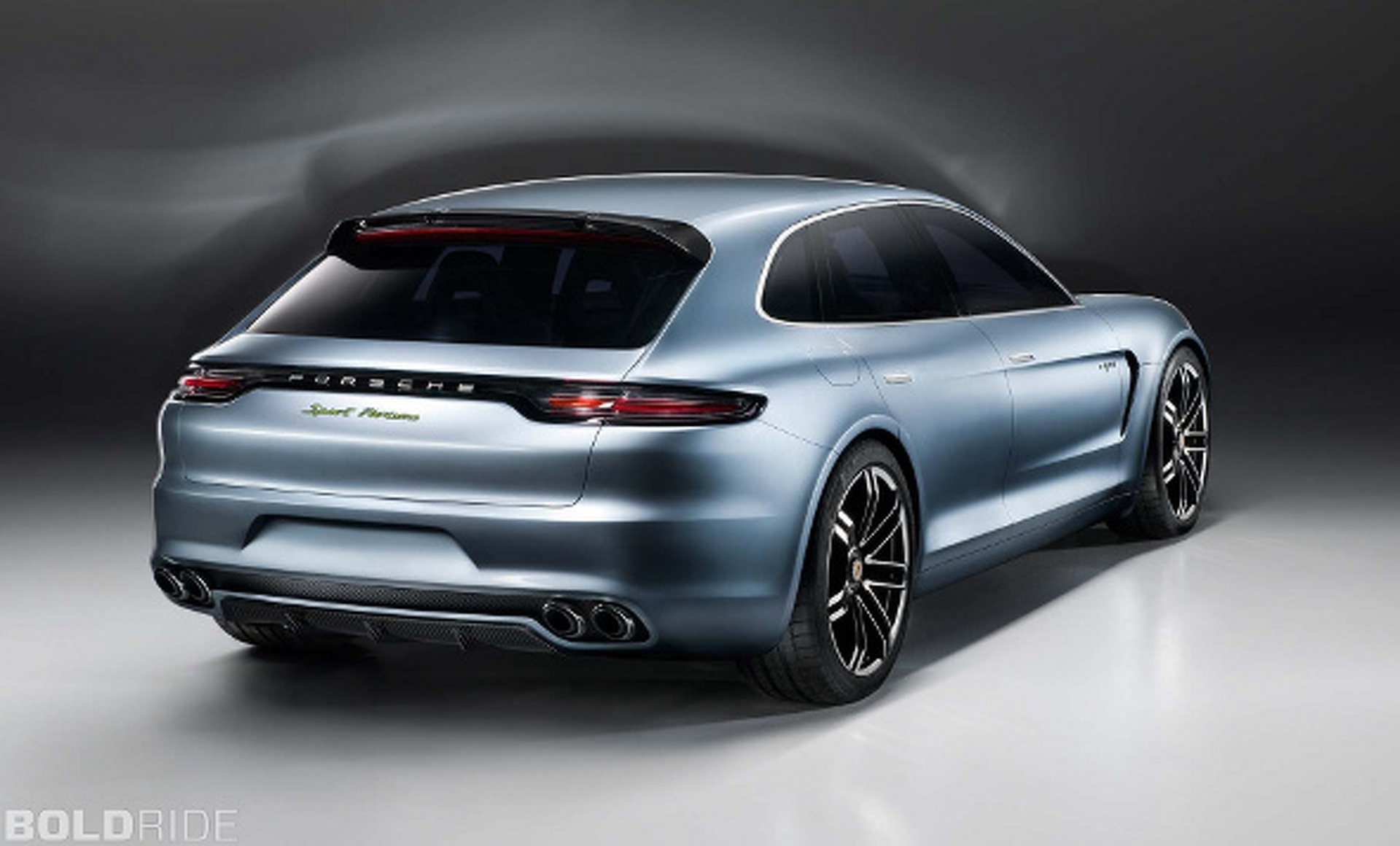 Porsche Panamera Sport Turismo: A Sign of Things to Come