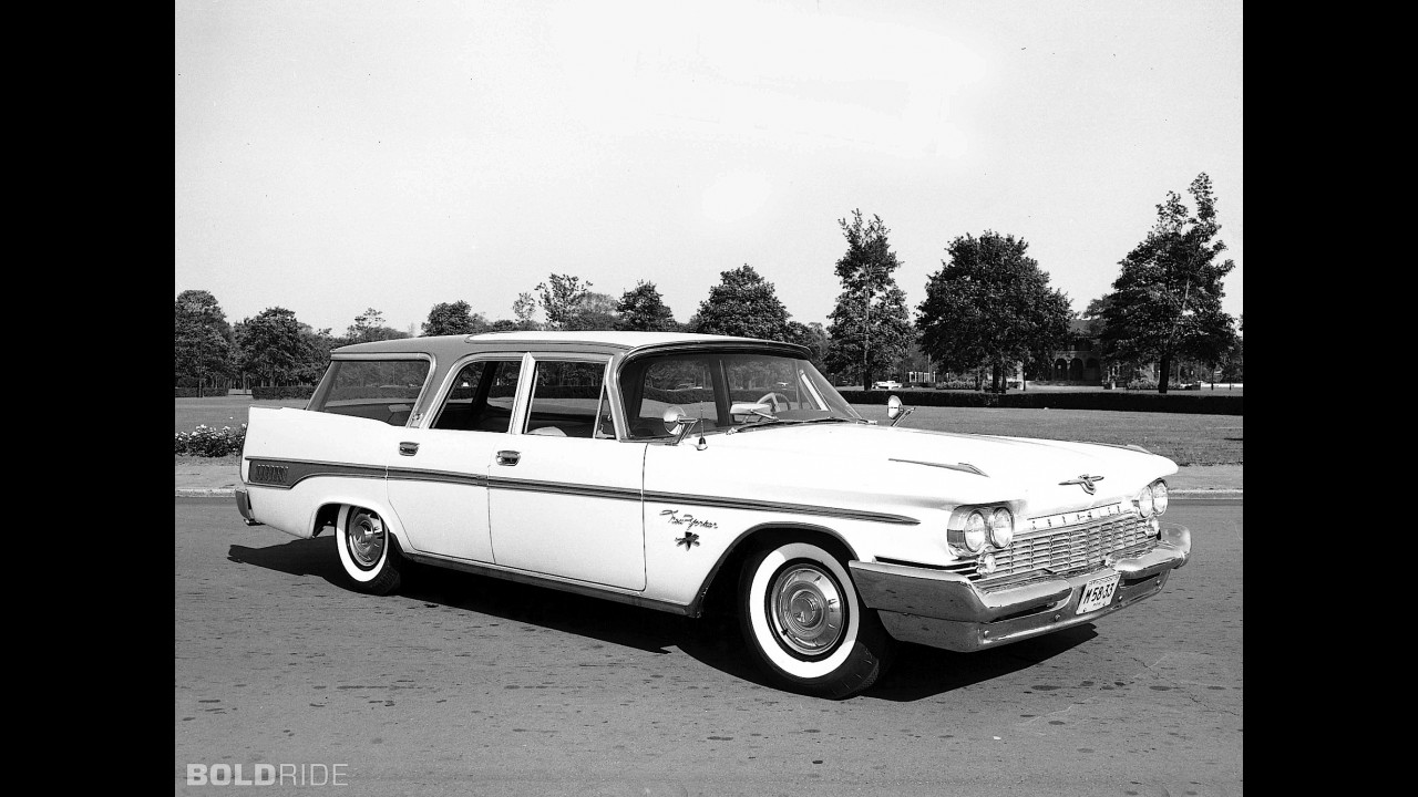 Chrysler New Yorker Wagon