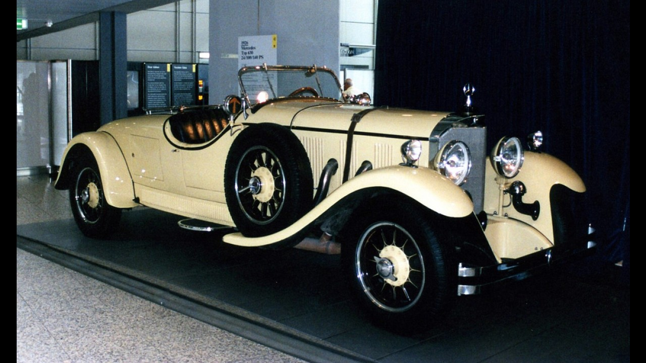 Mercedes-Benz 24-100-140 PS Roadster