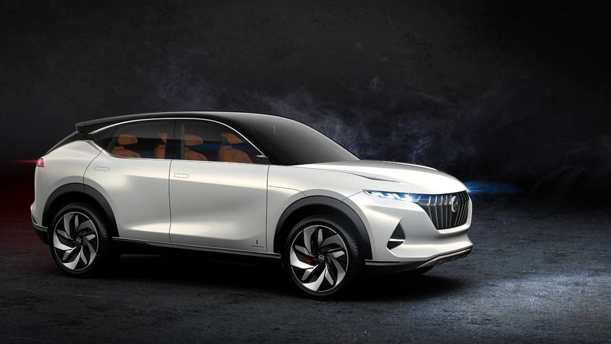 The Pininfarina K350 Concept Is A 400-HP All-Electric SUV