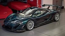 McLaren P1 GT par Lanzante