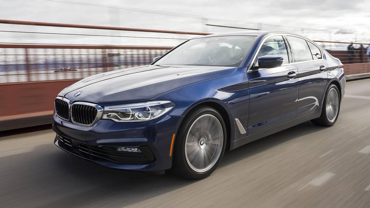 BMW 5 Series – Integral Active Steering