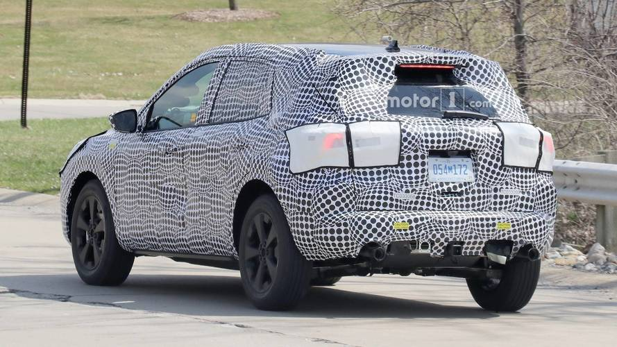 2020 Ford Escape Spied Wearing Its Production Body