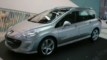 Peugeot 308 SW Prologue Concept Car