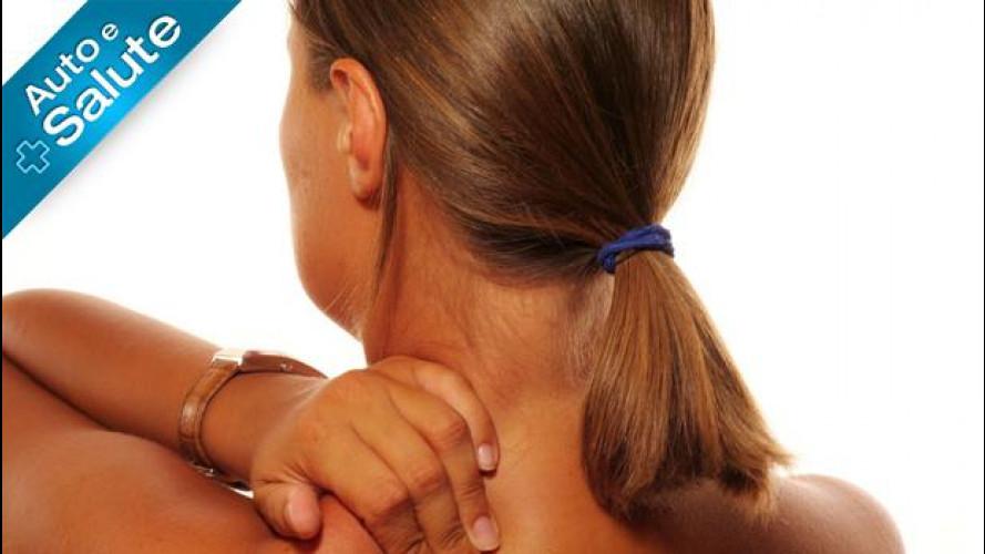 Colpo di frusta: prevenzione e cura