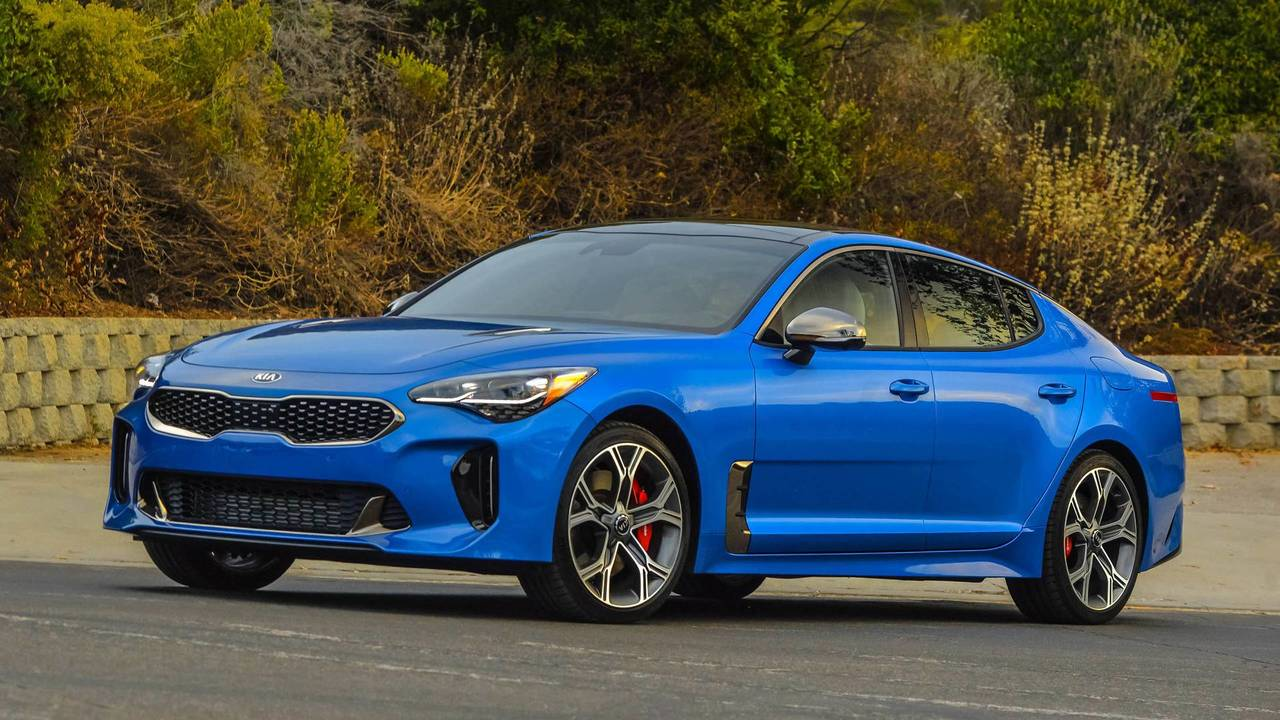 Kia Stinger Msrp >> 2018 Kia Stinger First Drive: A Seriously Satisfying Performance Bargain