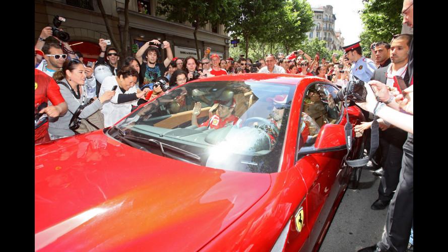 Il Ferrari Store adesso c'è anche in Spagna