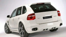 Hofele GT 600 WideBody Kit for Porsche Cayenne Facelift