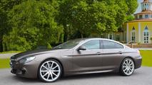 Hartge upgrades the BMW 6-Series GranCoupe