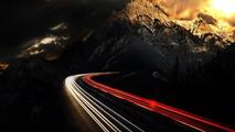Highway to Everest (rendering)
