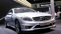 Mercedes-Benz CL 65 AMG Unveiled