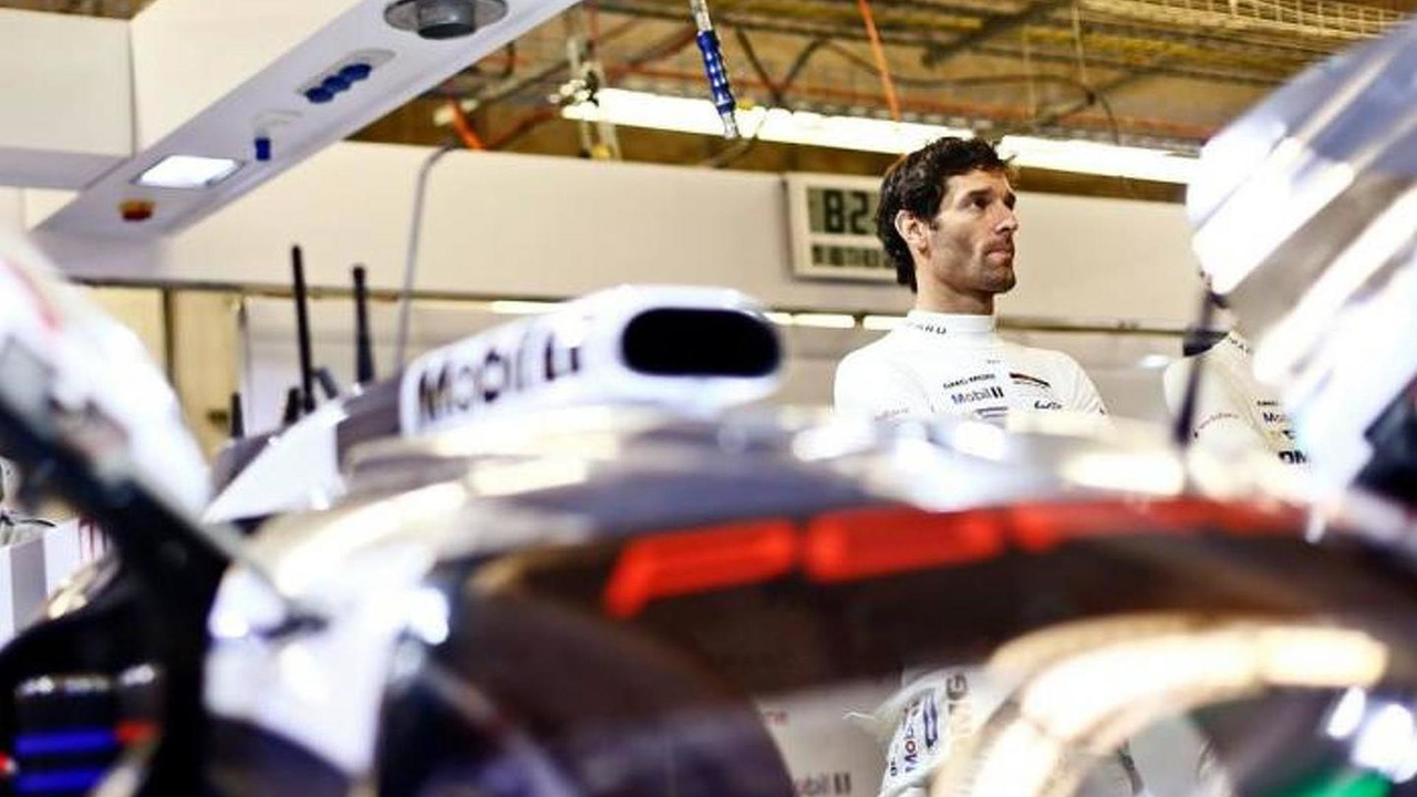 Mark Webber / Official Facebook page