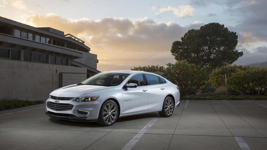 2016 Chevy Malibu Hybrid priced from $28,645