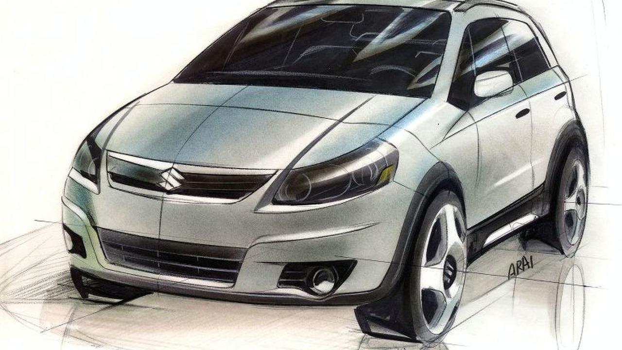 New Suzuki SX4 Sketch
