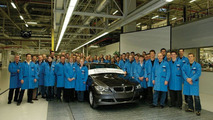 Start of 3 Series Production
