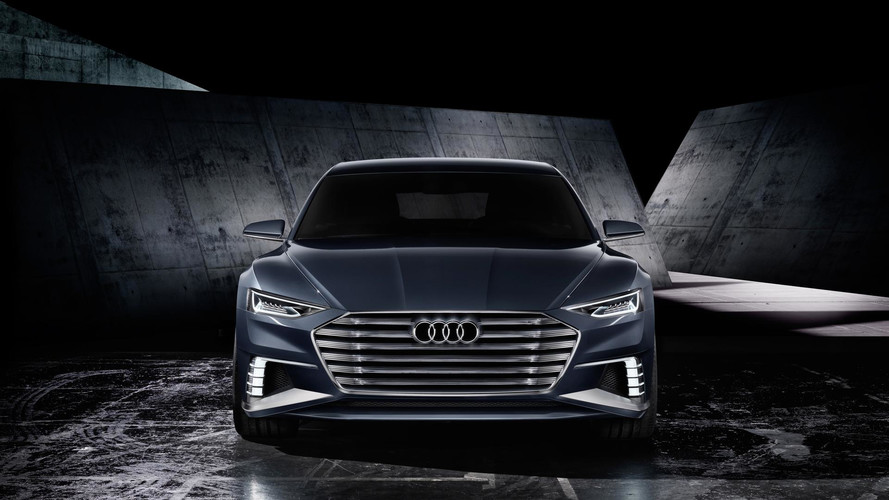 Every 2018 Audi A8 Will Be A Hybrid (Sort Of)