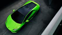 Lamborghini Huracan Verde Mantis By Vilner