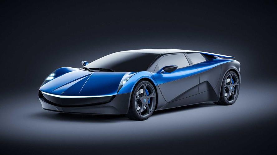 Elextra, el deportivo eléctrico con cuatro plazas y 690 CV