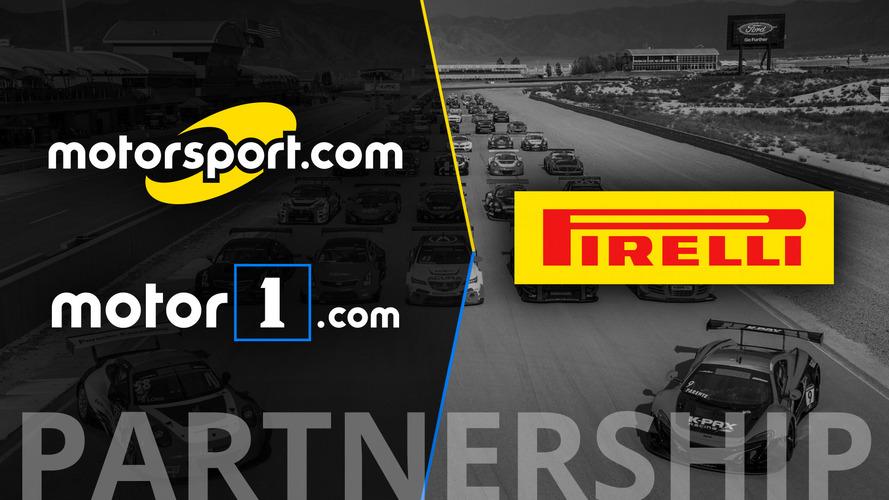 El Pirelli World Challenge anuncia que Motorsport Network será su Digital Media Partner Oficial