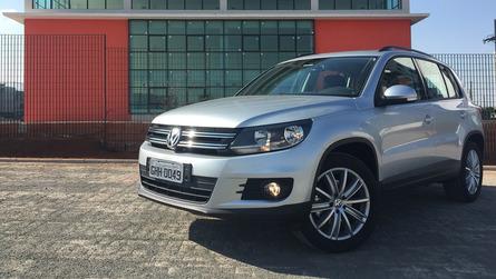 Teste rápido VW Tiguan 1.4 TSI - O peso da idade