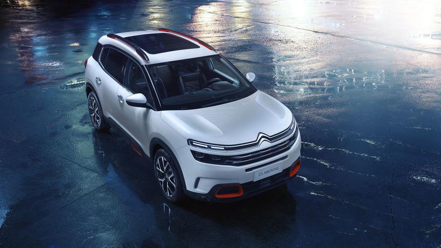 Citroën C5 Aircross - Le monde comme terrain de jeu