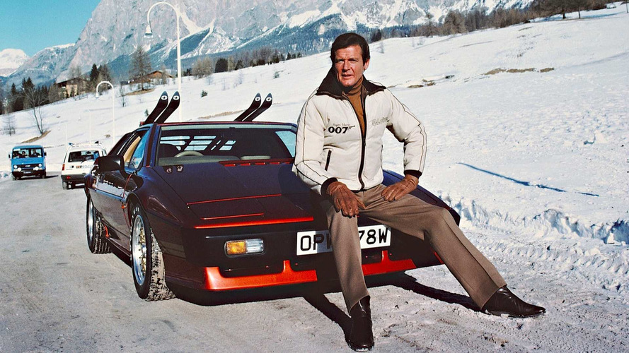 Goodbye Sir Roger Moore