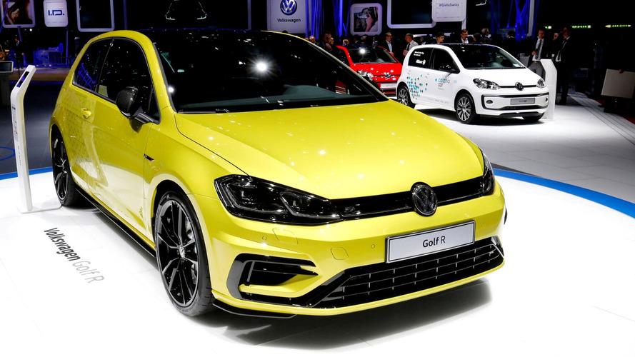 Rival do Civic Type R, VW Golf R Performance de 310 cv
