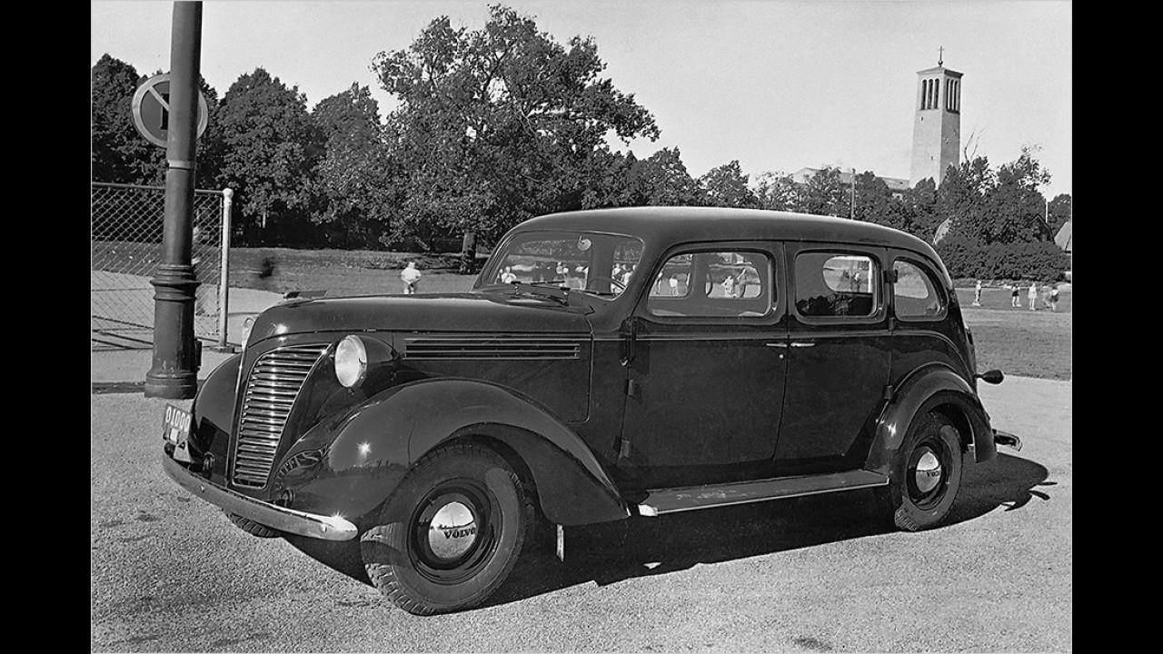 Volvo PV801 (1938)