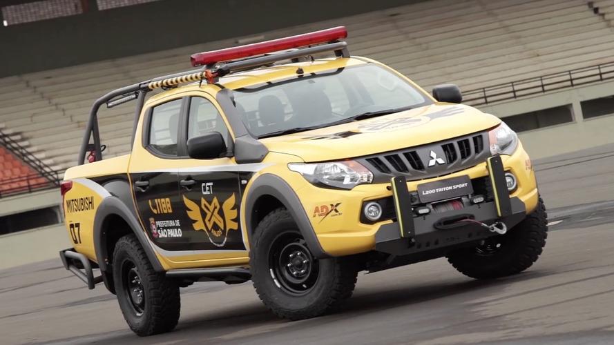 Vídeo exclusivo - Dirigimos e mostramos em detalhes a Mitsubishi L200