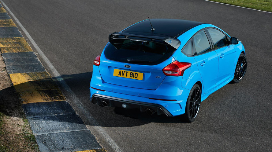 Ford Focus RS Option Pack Avrupa