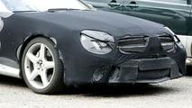 Mercedes SL 65 AMG Spied