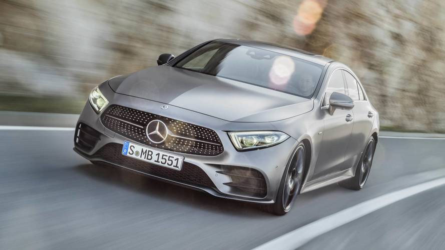 Mercedes reveals new CLS coupe – it's sharper than ever before