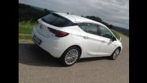 Opel Astra 1.0, test di consumo reale Roma-Forlì