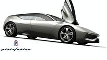Pininfarina Sintesi official info, new pic