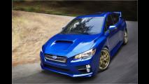 Endlich da: Subaru WRX STI