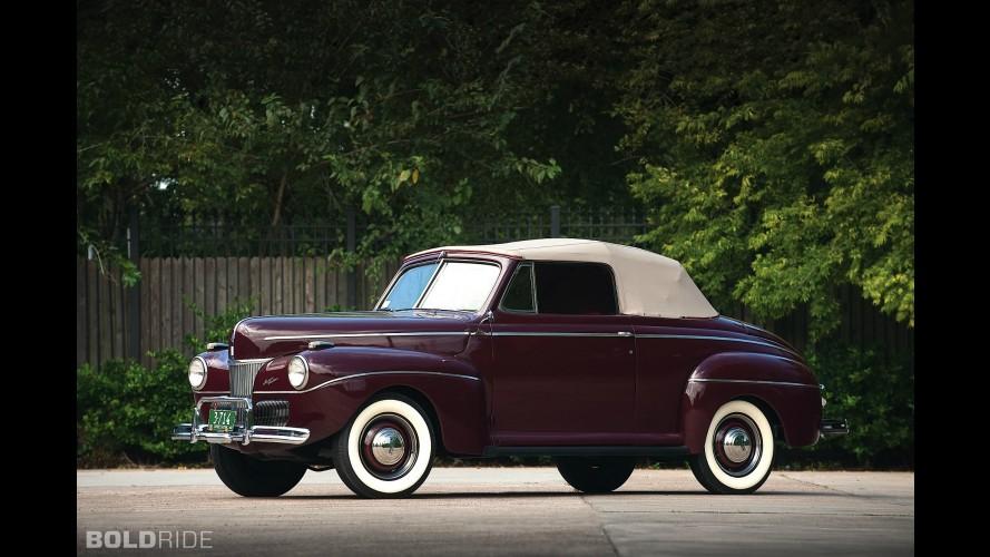 Ford Super Deluxe Tudor Convertible